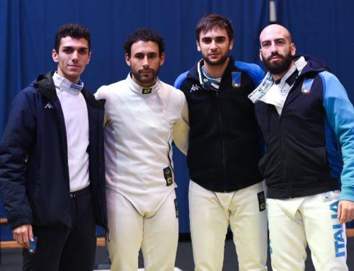 Nella corsa verso Tokyo 2020 l'Italia inizia con un argento
