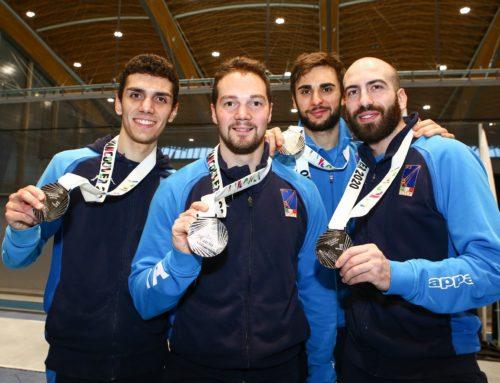 L'Italia si conquista il posto alle Olimpiadi di Tokyo 2020